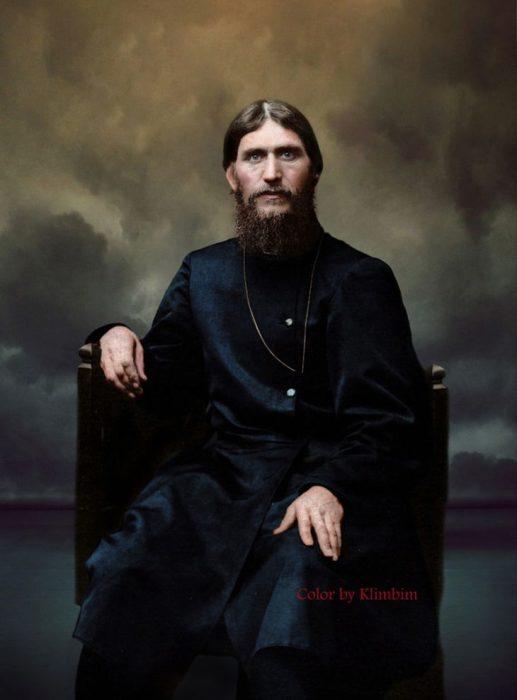 Григорий Распутин в 1904 году.