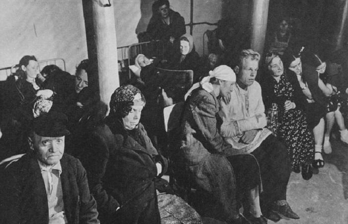 Москва и москвичи в объективе американского фотографа в 1941 году.