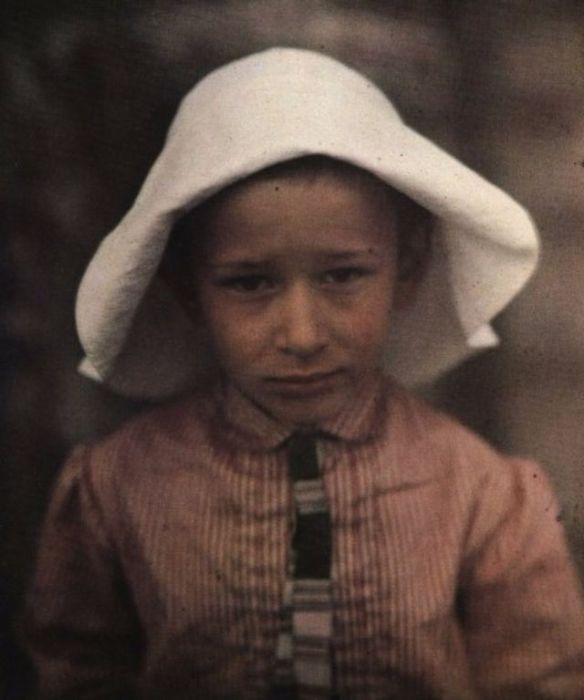 Сын Леонида Андреева Даниил в 1912 году.