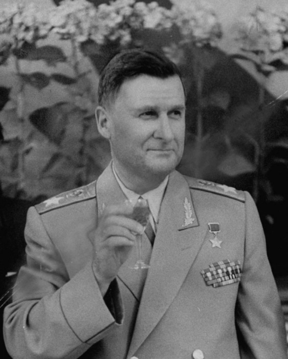 Маршал Соколовский.