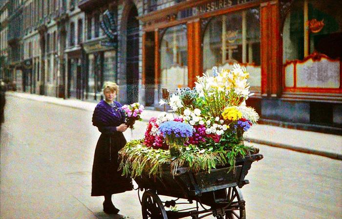 Ретро колоритные фотографии, сделанные в начале ХХ столетия.