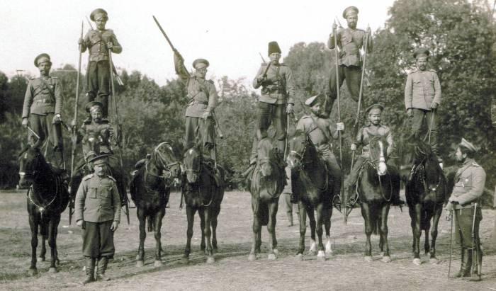 Самое многочисленное из казачьих войск Российской империи.