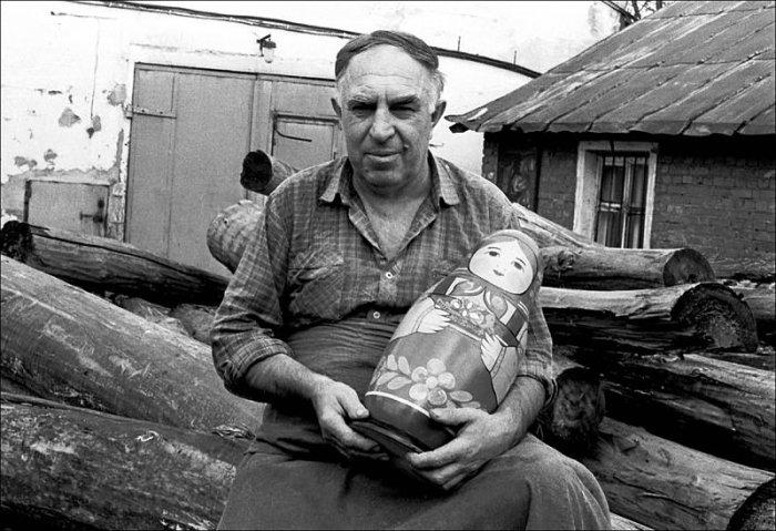 СССР, Московская область, 1987 год.