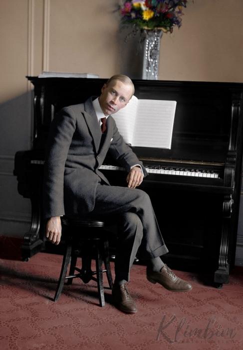 Русский композитор, пианист, дирижёр, музыкальный писатель. Народный артист РСФСР, лауреат Ленинской премии и шести Сталинских премий.
