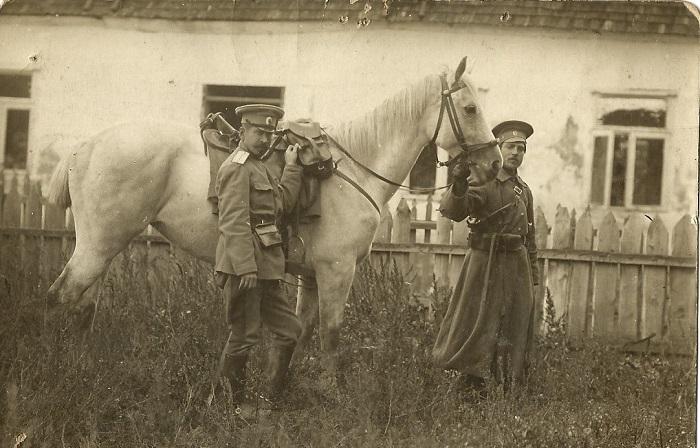 Уникальные ретро фотографии казаков, сделанные в конце ХIX - начале XX века.