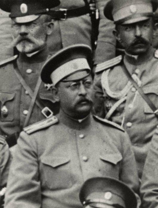 Генерал фон Фусс - чиновников Санкт-Петербурга до 1917.