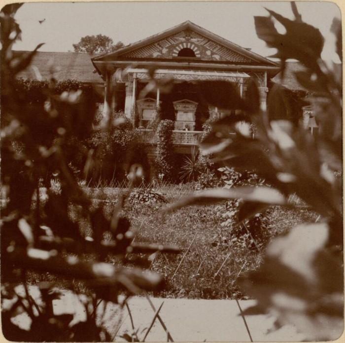 Загородная усадьба Тенишевых. Россия, село Талашкино, 1909 год.