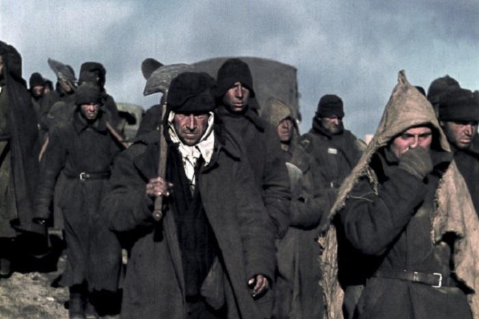 Фотографии, сделанные финнами во время Второй мировой войны.
