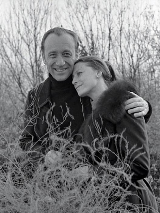 Майя Плисецкая и Родион Щедрин.