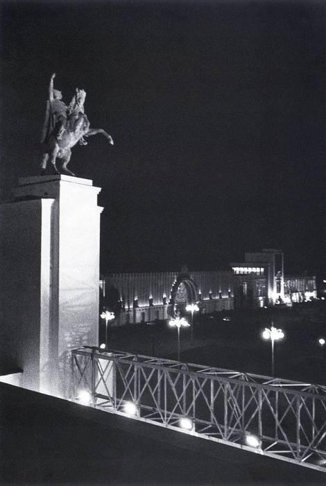 Всесоюзная сельскохозяйственная выставка. СССР, Москва, 1930-е годы.