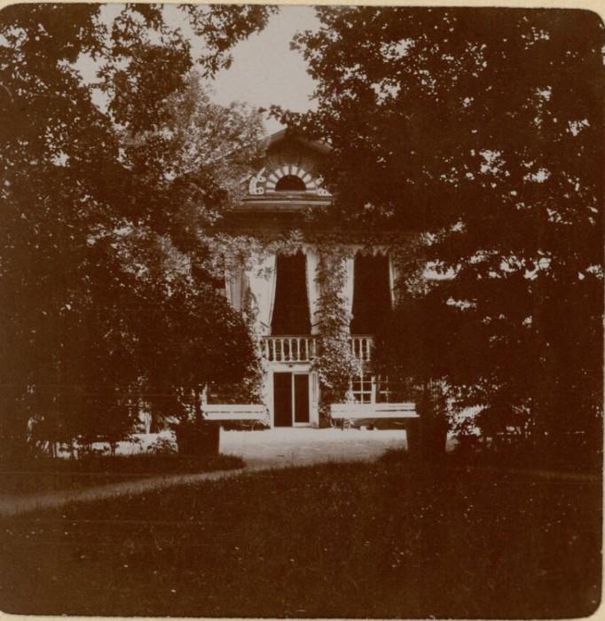 Усадьба княгини М.К. Тенишевой. Россия, село Талашкино, 1909 год.