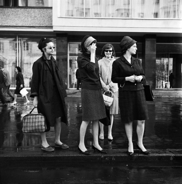 Фотография Эрвина Волкова, сделанная в 1965 году.