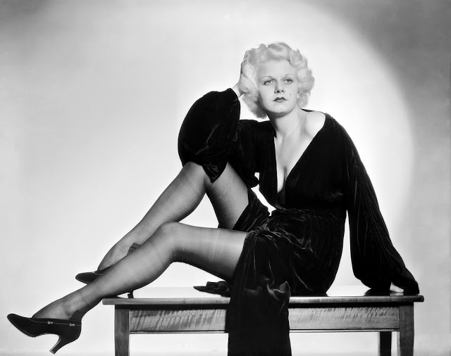 Американская актриса, кинозвезда и секс-символ 30-х годов.
