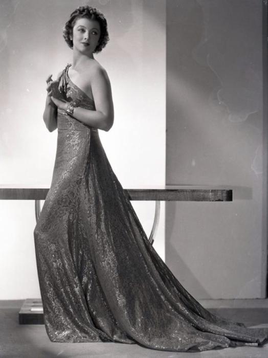 Американская актриса 30-х годов.
