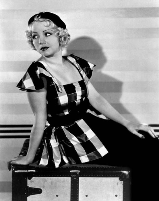 Американская актриса Элис Уайт.