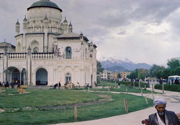 Архитектура Кабула, 28 мая 1968 года.