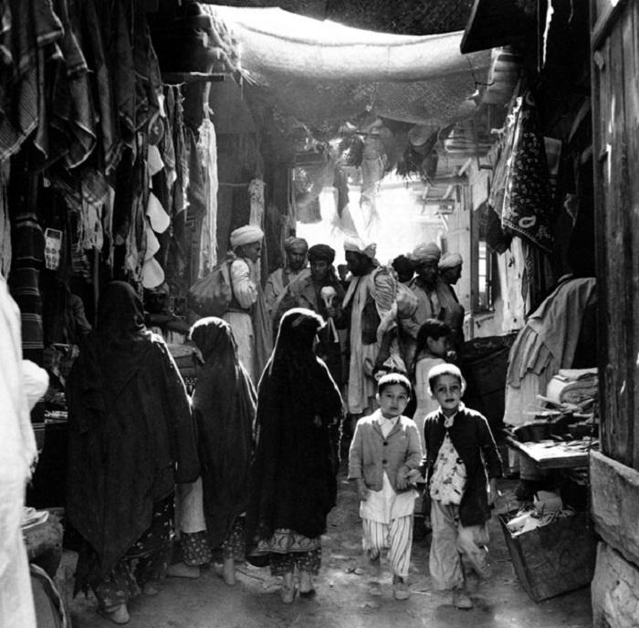 В Кабуле практически весь центр города - один большой рынок.