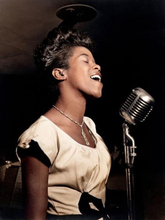 Одна из наиболее известных джазовых певиц в XX веке.
