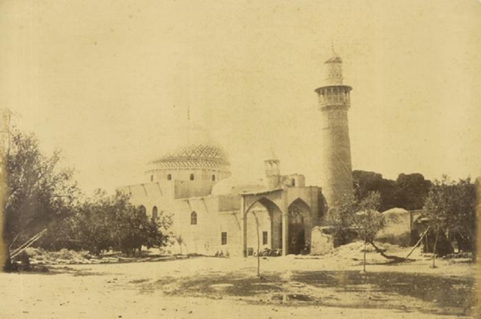Голубая мечеть в Ереване.