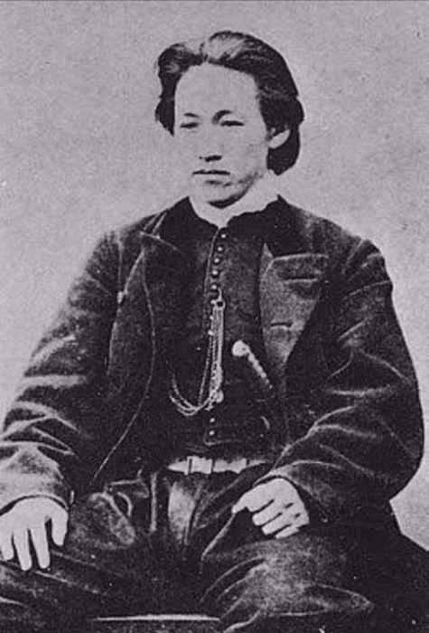 Лидер восстания против Реставрации Мейдзи.