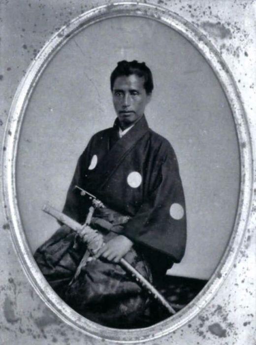 Государственный и военный деятель Японии.