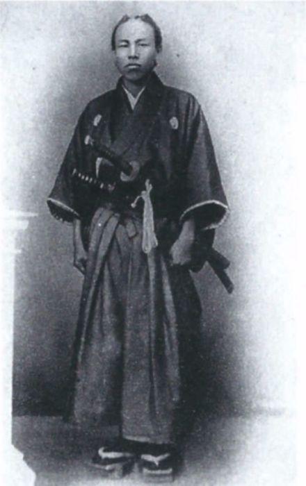 Самурай из княжества Сацума.