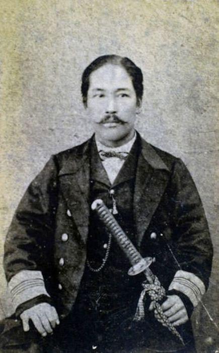 Японский адмирал, верный правительству сёгуната Токугавы в войне Босин.