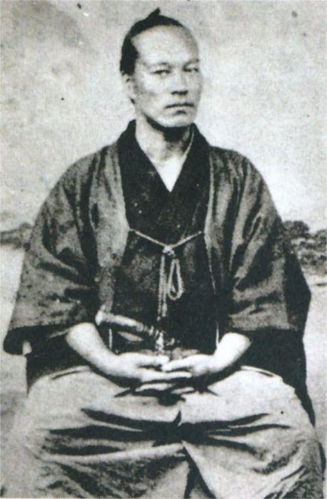 Японский военный деятель.
