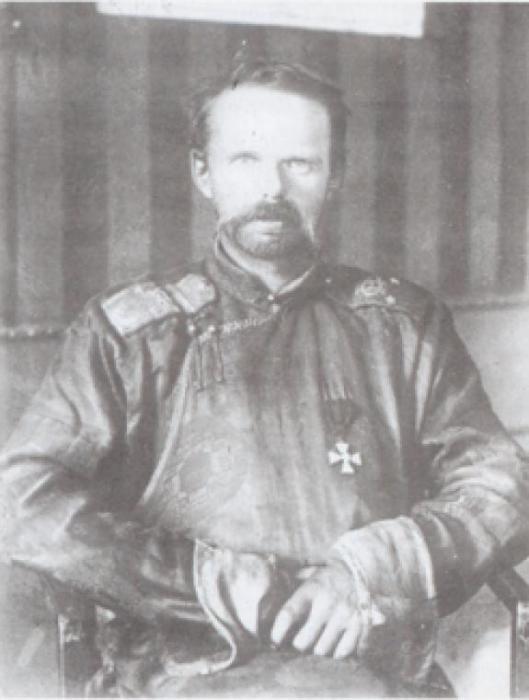 Генерал-лейтенант Барон Унгерн.