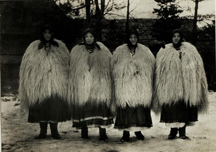 Женщины русинки. Буковина, начало 20 века.