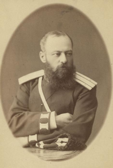 Начальник иркутской полиции.