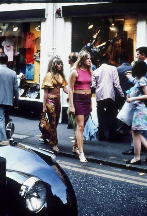 Небольшая пешеходная улица в Лондоне, расположенная вблизи Оксфорд-стрит и Риджент-стрит.