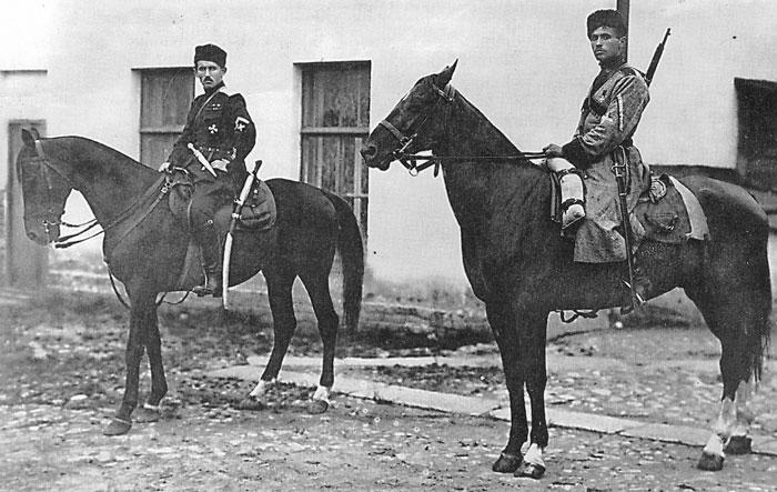 Генерал Станислав Никодимович Булак-Балахович.