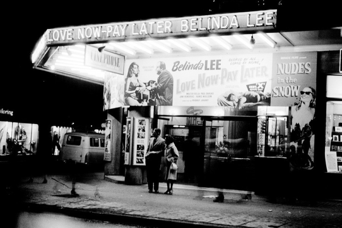 Кинотеатр в западной части центра Лондона.