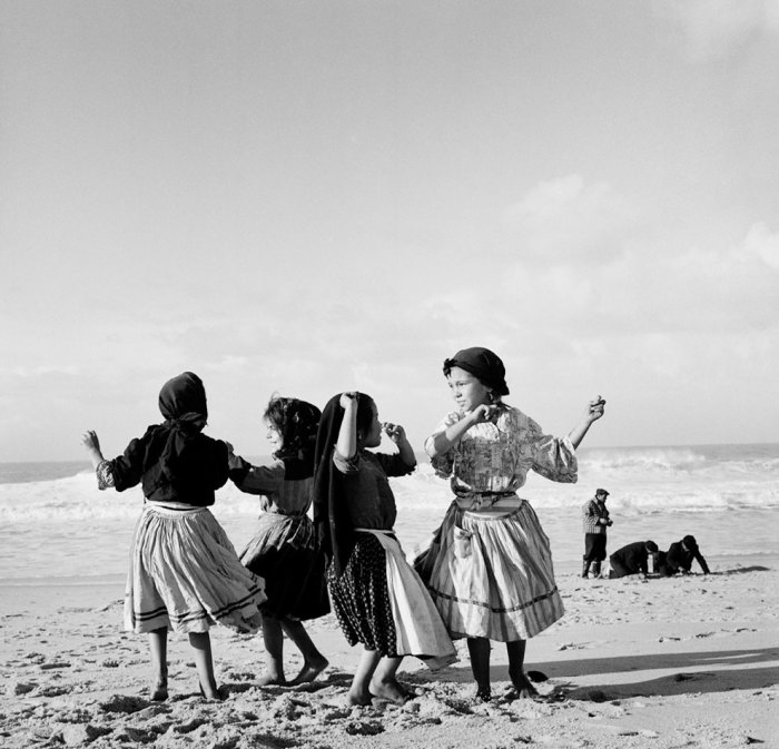 Это беззаботное детство. Испания, 1956 год.