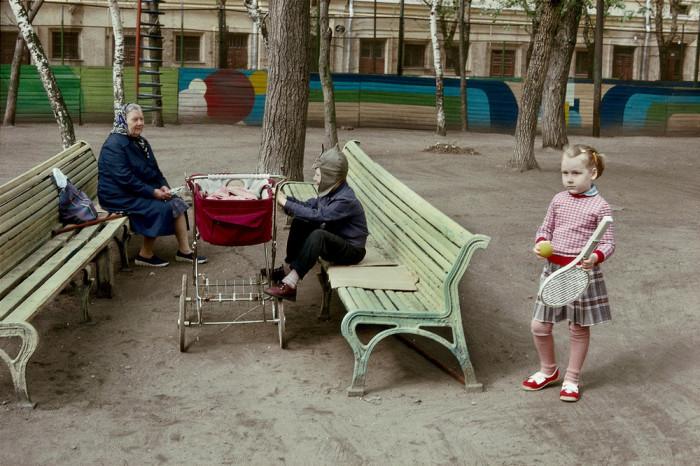 Документальные фотографии Гарри Груйера, которые рассказывают о жизни в СССР в 1989 году.