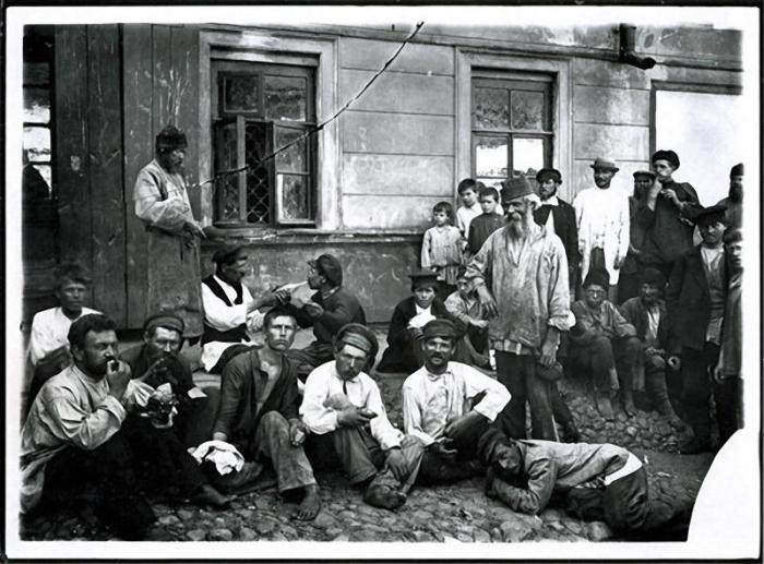 Босячество – интересное явление социальной жизни России конца XIX — начала XX вв.
