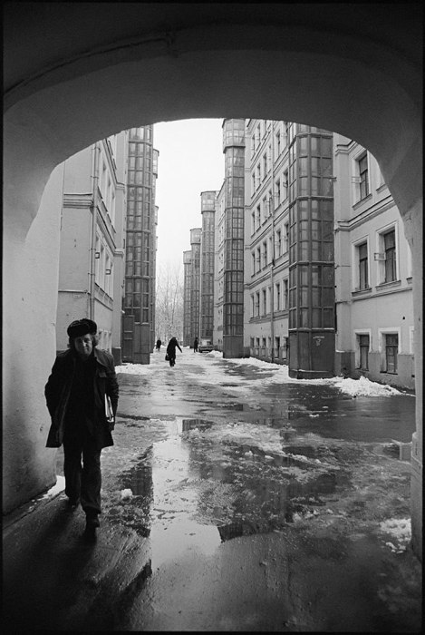 Советский и американский художник, который первым открыл для западной аудитории неприглядность советского быта.