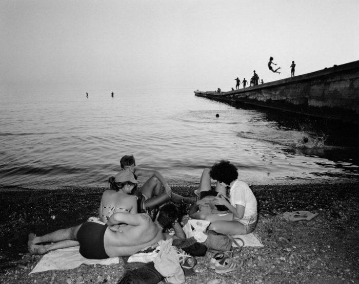 Южный черноморский курорт России в 1988 году.