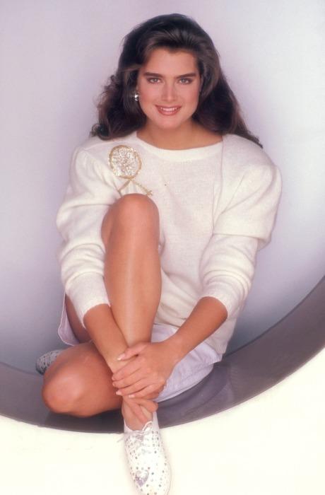 Брук Криста Шилдс - известная американская актриса и модель.