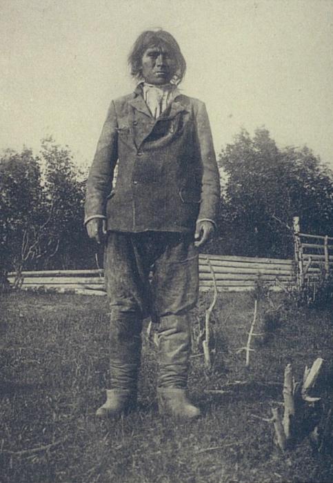 Заполярный кочевник Сибири, Юрак. Начало 20 века.