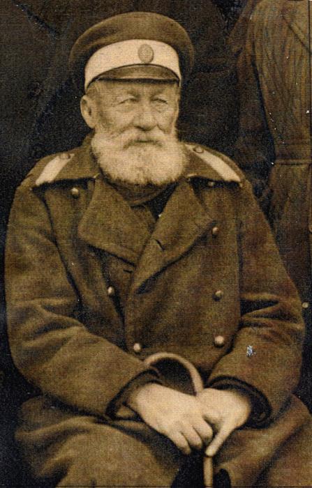Генерал-майор Манштейн Владимир Карлович.