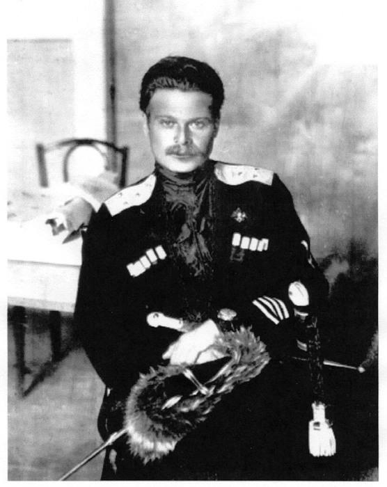 Генерал Андрей Григорьевич Шкуро.