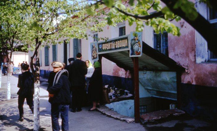 Путешествие неизвестного фотографа от Пятигорска до Тбилиси.