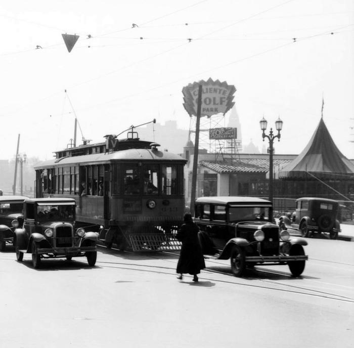 Гольф-клуб Калиенте. США, Лос-Анджелес, 1931 год.