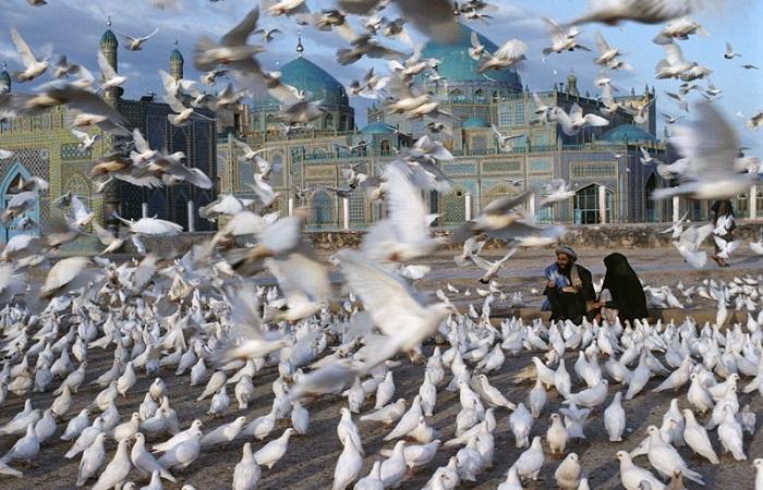 Афганистан и его жители в объективе Стива Маккарри.