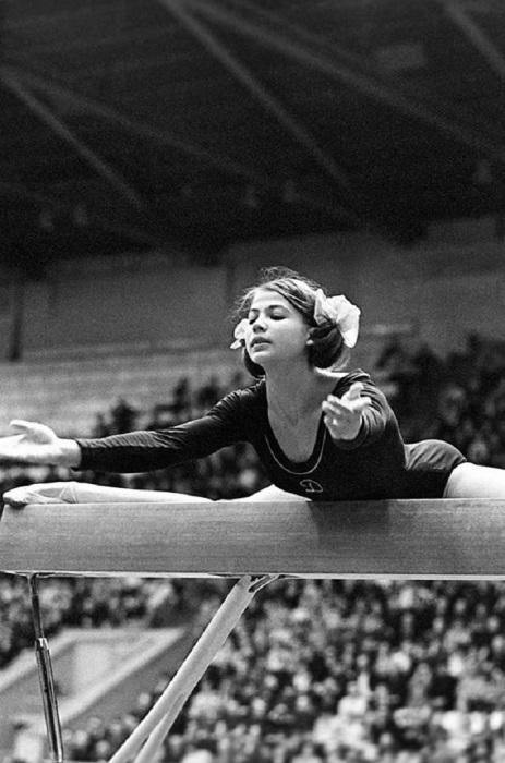 Олимпийская чемпионка 1968 года в Мехико.
