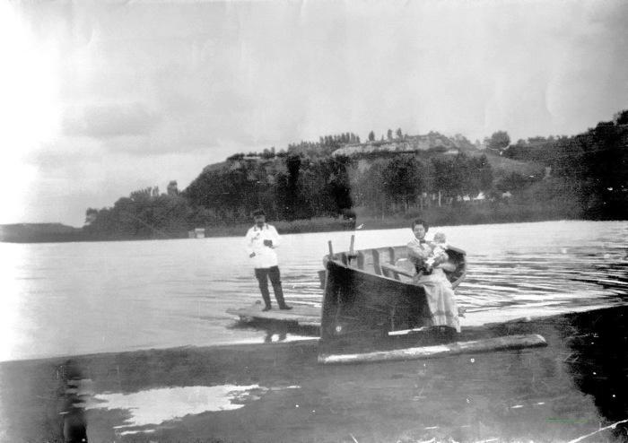 Каракольский залив. Пржевальск, 1914 год.
