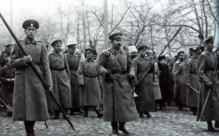 Атаман Всевеликого войска Донского, Генерал-лейтенант Африкан Петрович Богаевский.