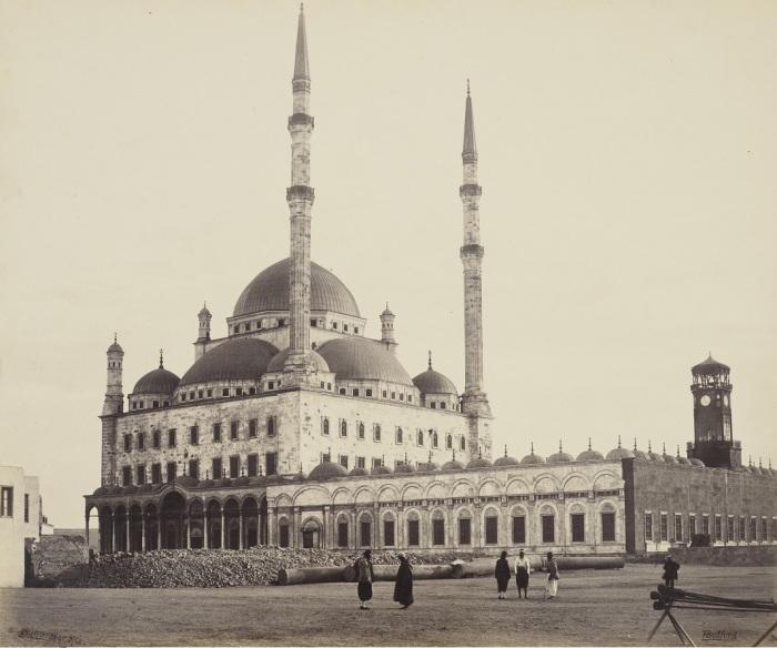 Великая мечеть Мухаммеда Али. Каир, 8 марта 1862 года.